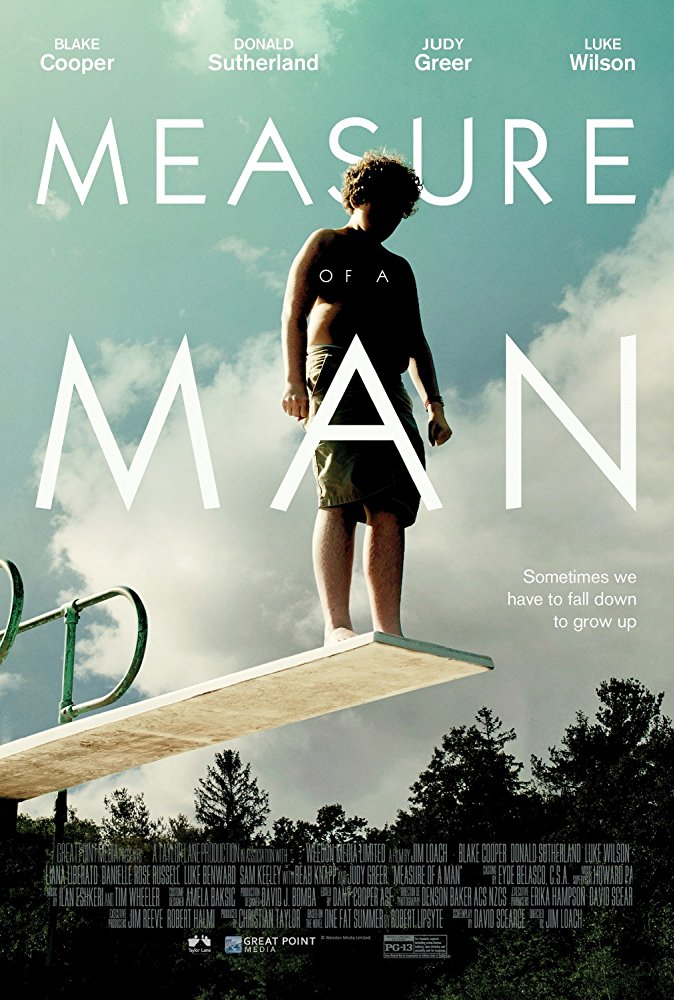 Measure Of A Man (2018) 720p WEB-DL XviD AC3-FGT