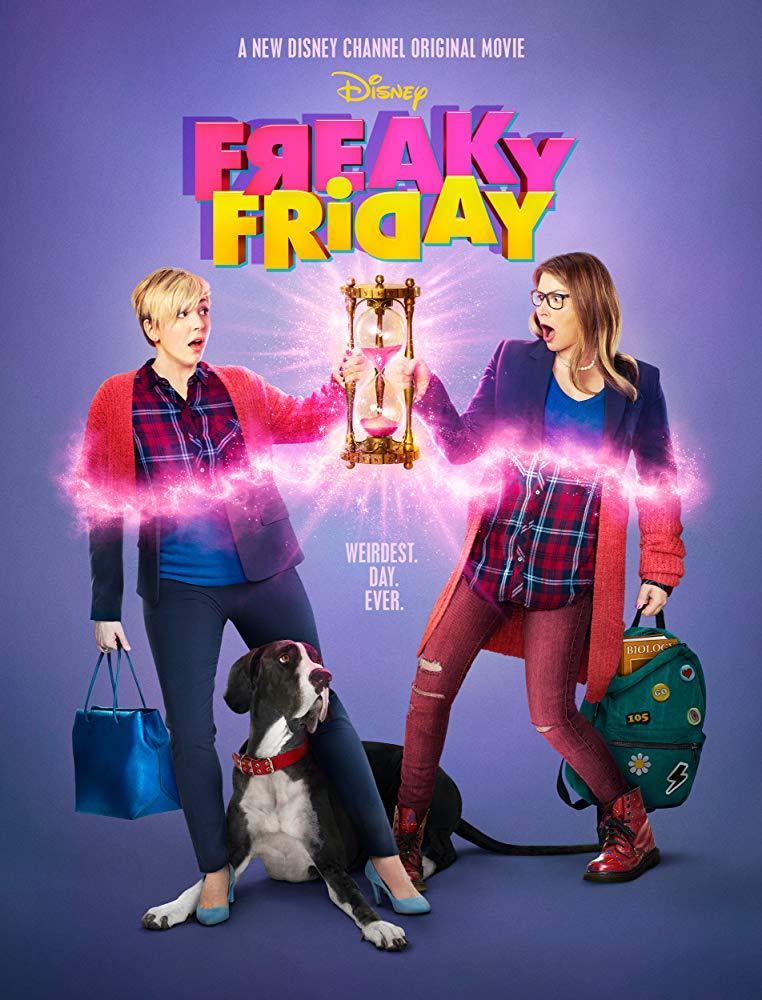 Freaky Friday 2018 1080p AMZN WEB-DL DDP5 1 H 264-NTG