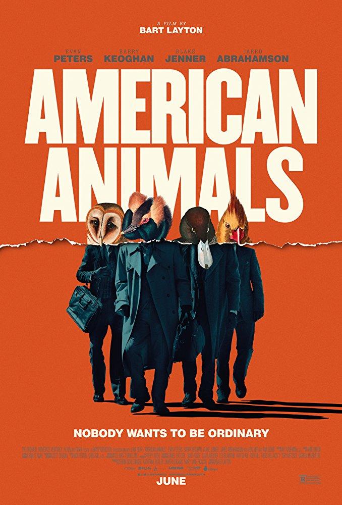 American Animals 2018 V2 720p BRRip X264 AC3-EVO