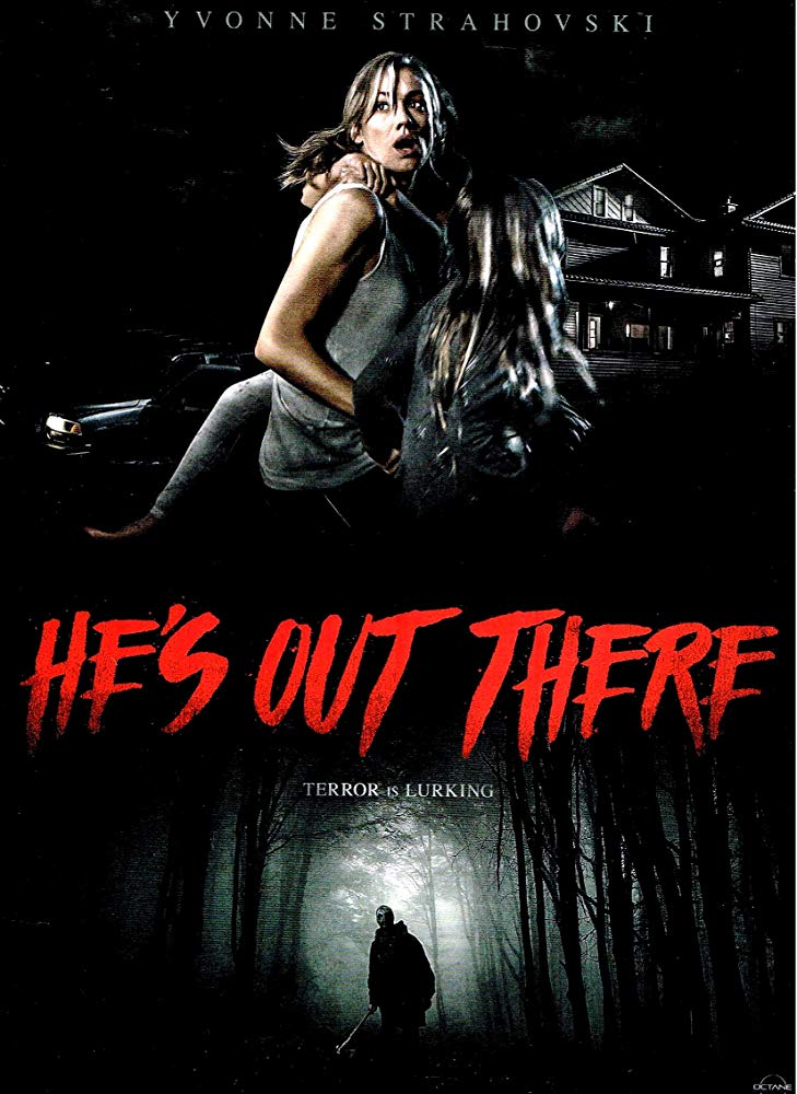 Hes Out There 2018 HDRip AC3 X264-CMRG