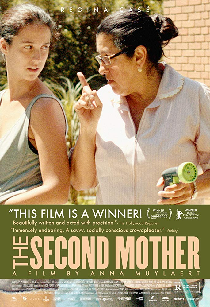 The Second Mother 2015 720p BluRay DD5 1 x264-EbP