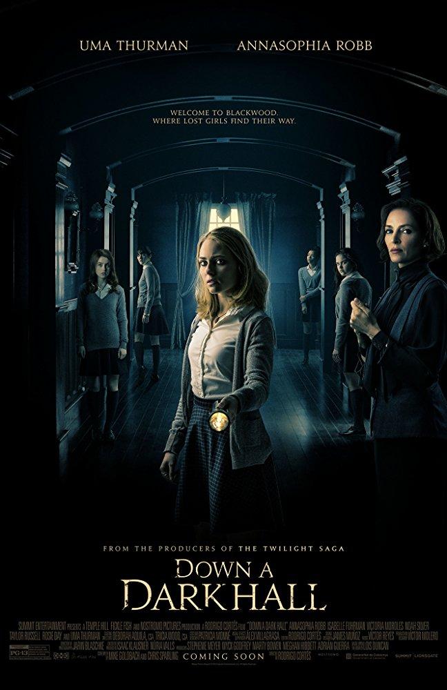 Down a Dark Hall 2018 720p WEB-HD 700 MB - iExTV