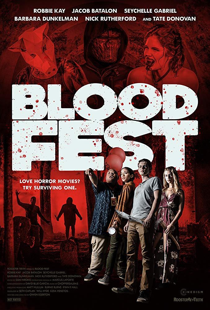 Blood Fest (2018) 720p Web-DL x264 AAC ESubs - Downloadhub