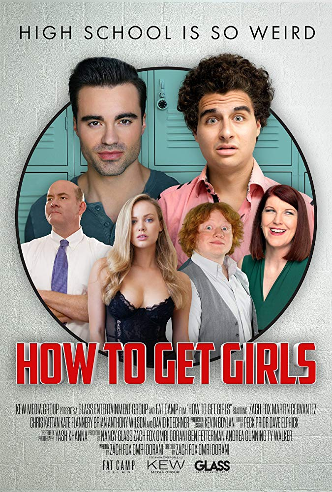 How to Get Girls (2017) 1080p WEB-DL DD5.1 H264-FGTEtHD