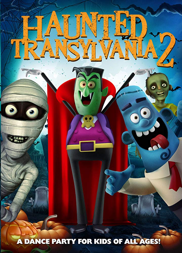 Haunted Transylvania 2 2018 HDRip AC3 X264-CMRG