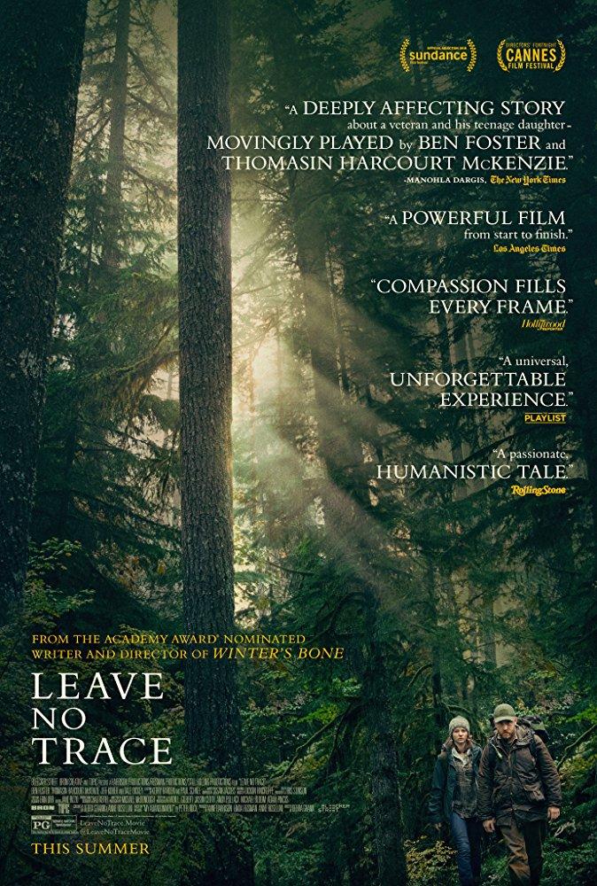 Leave No Trace (2018) 1080p WEB-DL DD5.1 H264-CMRG