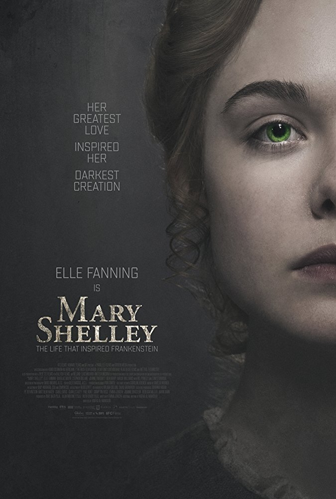 Mary Shelley (2017) BRRip AC3 X264-CMRG