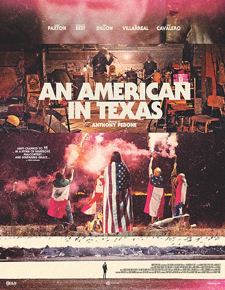 An American in Texas (2017) BRRip AC3 X264-CMRG