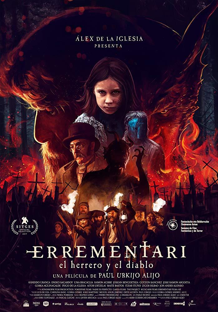 Errementari The Blacksmith and the Devil 2017 SPANISH 720p NF WEBRip DDP5 1 x264-CM