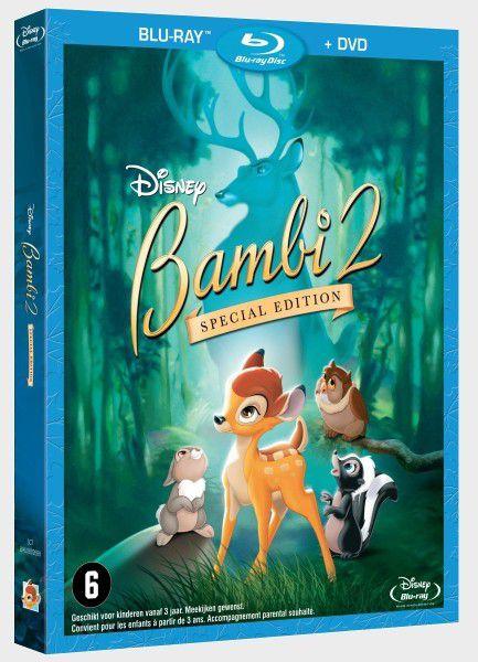 Bambi 2 (2006) BRRip H264 Italian+English Ac3-MIRCrew
