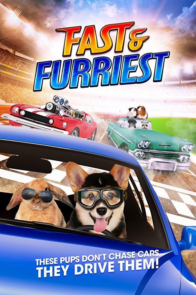 Fast and Furriest (2017) WEBRip - SHADOW[TGx]