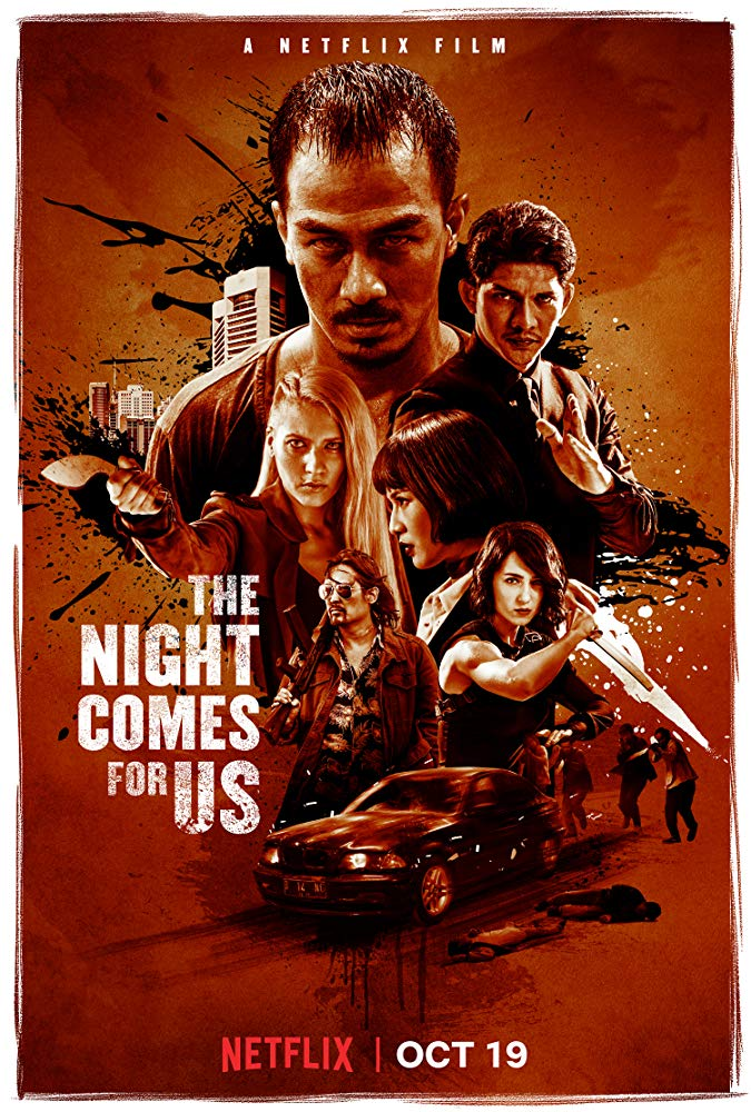 The Night Comes for Us (2018) 1080p NF WEB-DL DD5.1 x264-NTG