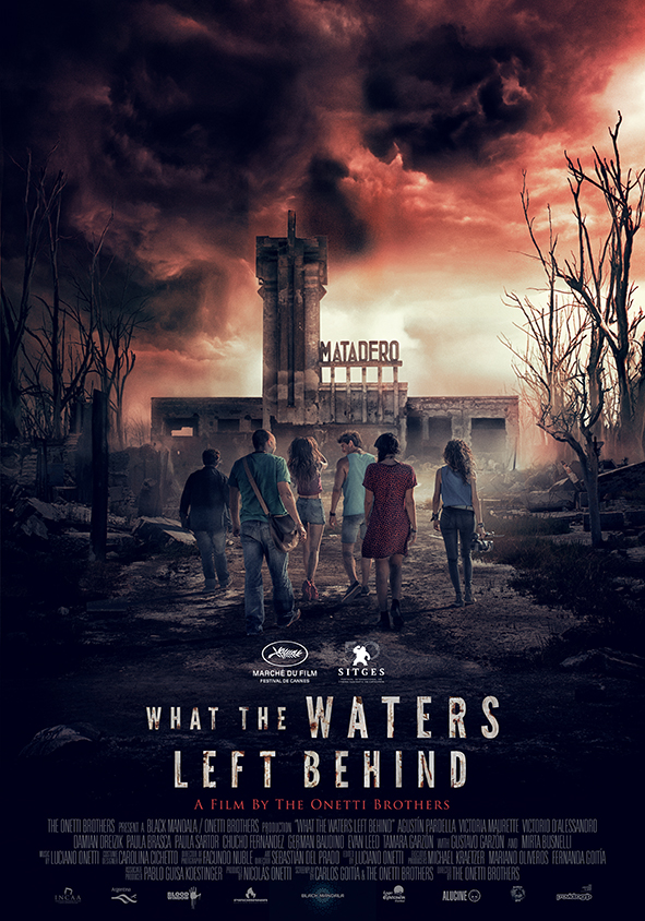 What the Waters Left Behind (2018) HDRip XviD AC3-EVO