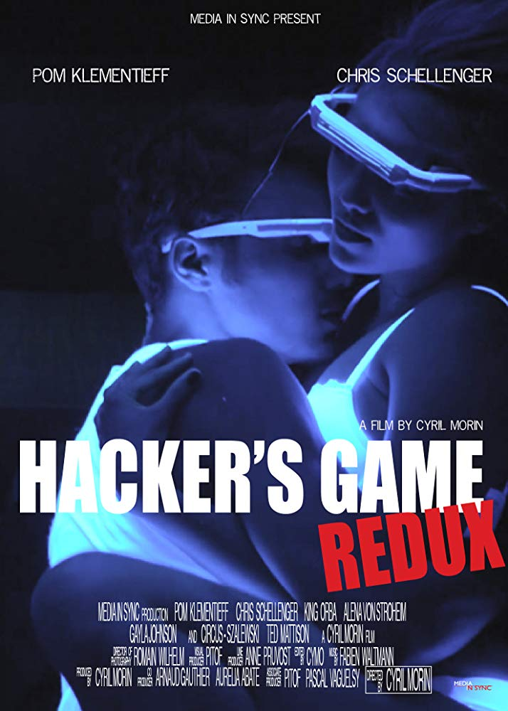 Hackers Game Redux (2018) 1080p AMZN WEBRip DDP5.1 x264-NTG