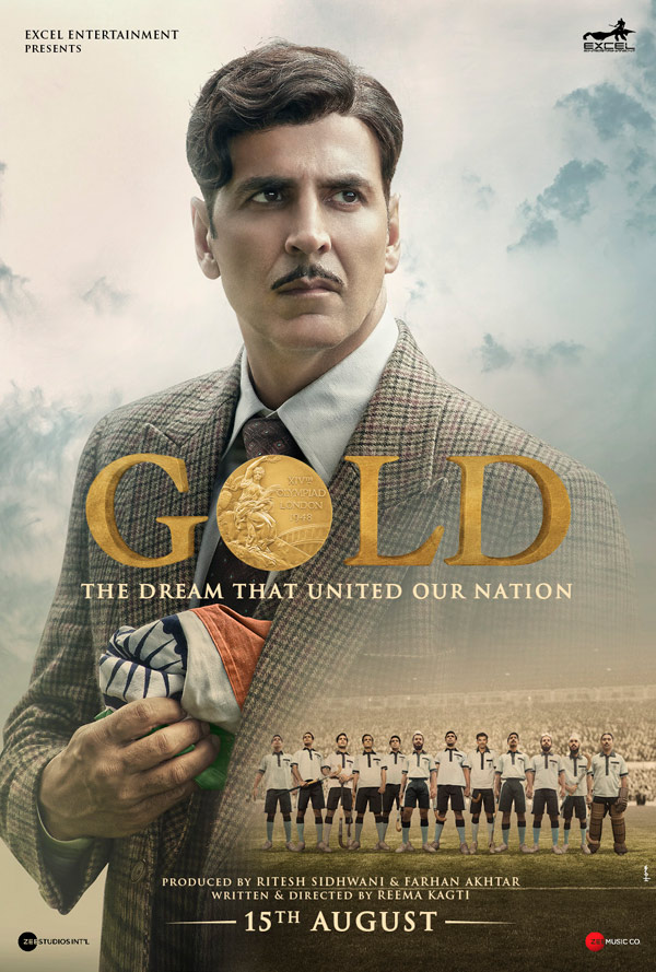 Gold (2018) Hindi 720p WEB-DL DD 5.1 x264 ESub MW