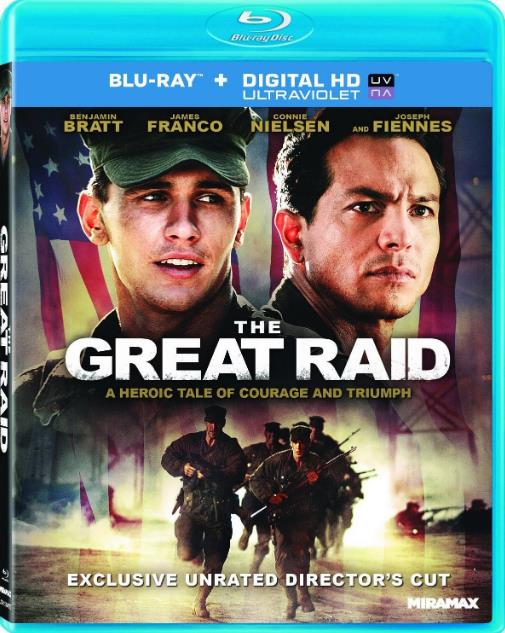 The Great Raid (2005) 720p BluRay H264 AAC-RARBG
