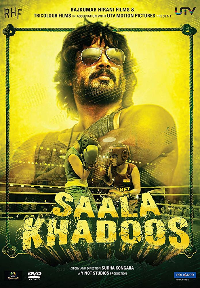 Saala Khadoos 2016 720p BluRay x264 Hindi AAC-ETRG