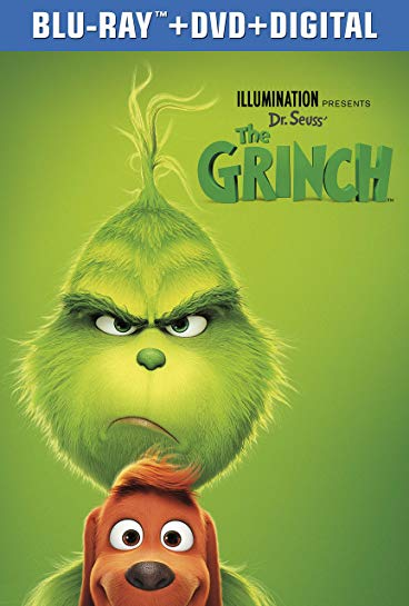 The Grinch (2018) HDCAM XViD AC3-ETRG