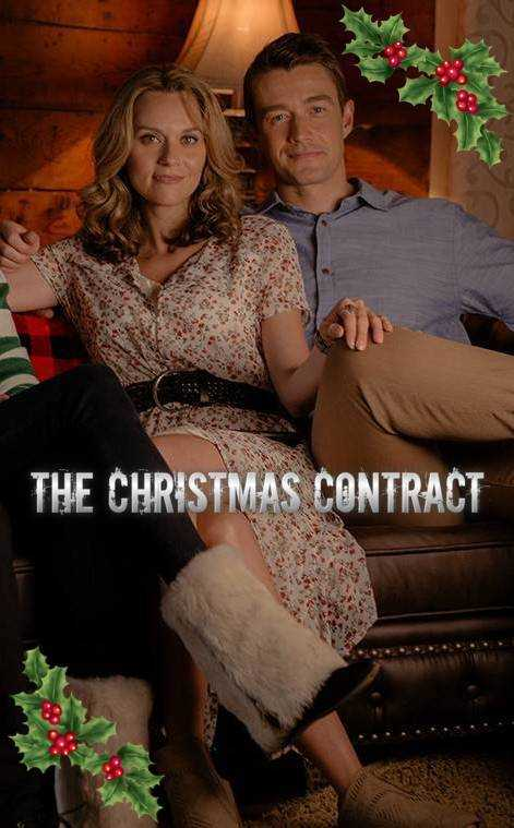 The Christmas Contract (2018) 720p HDTV x264 - SHADOW