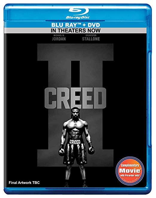 Creed 2 (2018) HDRip XviD B4ND1T69