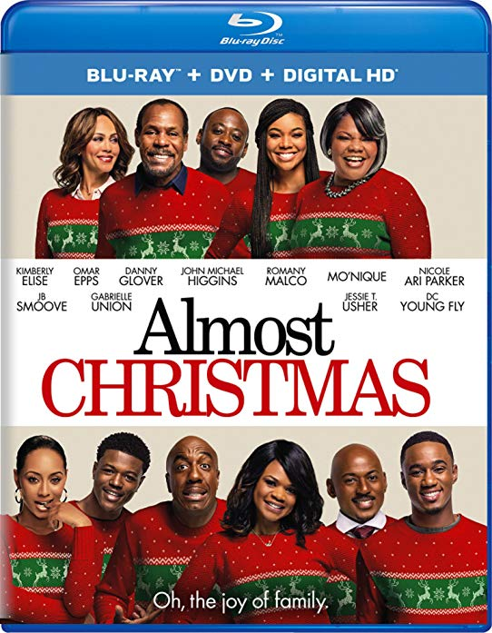 Almost Christmas (2016) 720p BluRay H264 AAC-RARBG