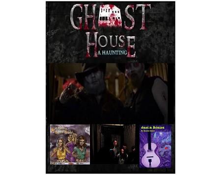 Ghost House A Haunting (2018) AMZN 720p WEB-DL DD+2.0 H264-EVO