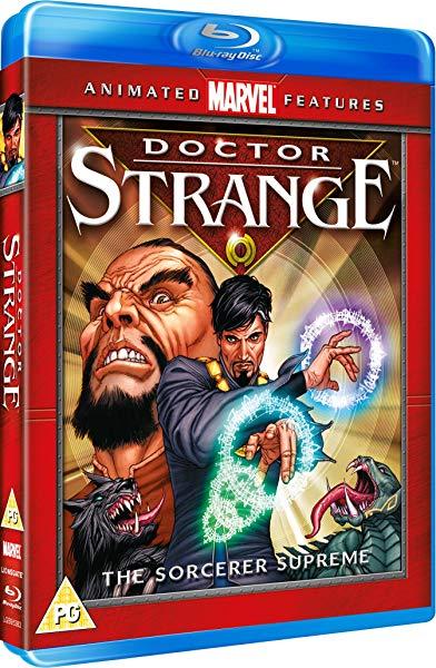 Doctor Strange (2007) 1080p BluRay H264 AAC-RARBG