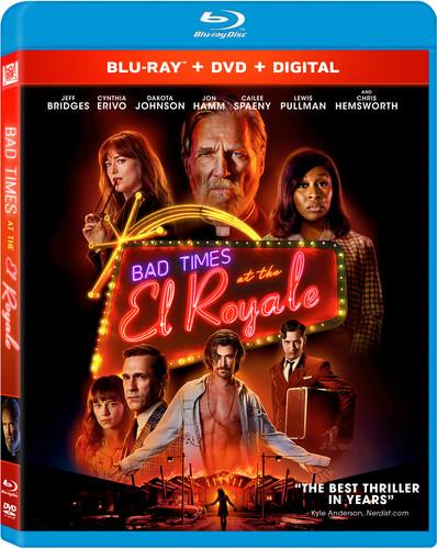 Bad Times At The El Royale (2018) BDRip x264-COCAINrarbg