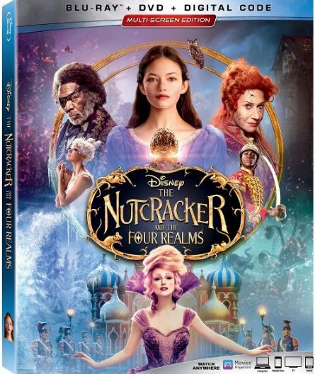 The Nutcracker And The Four Realms (2018) BRRip AC3 X264-CMRG
