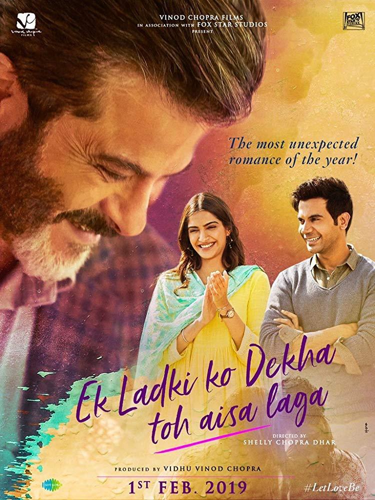 Ek Ladki Ko Dekha Toh Aisa Laga 2019 Pre-Dvd Hindi 720p x264 AAC - [Team MS]
