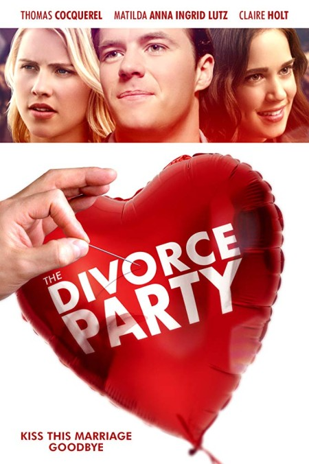 The Divorce Party (2019) HDRip AC3 X264-CMRG