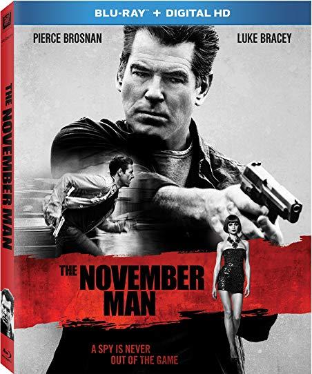 The November Man (2014) BRRip XviD AC3-eXceSs (BG, EN SUB)