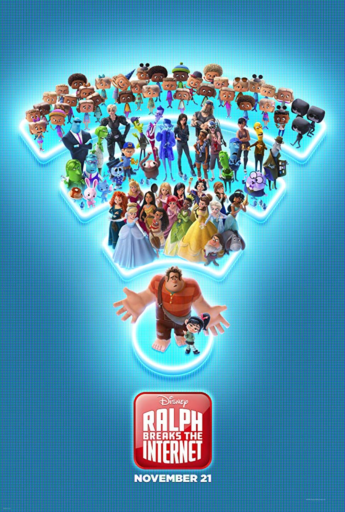 Ralph Breaks the Internet 2018 720p BluRay x264-SPARKS