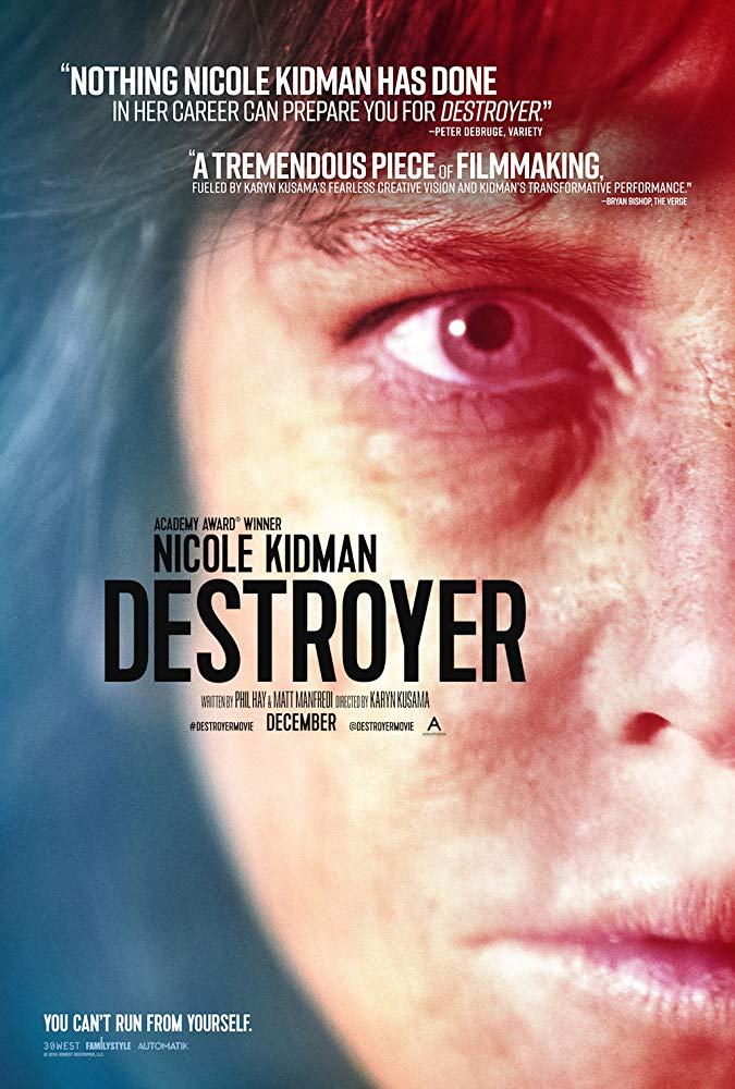 Destroyer 2018 DVDSCR x264 AAC [MW]