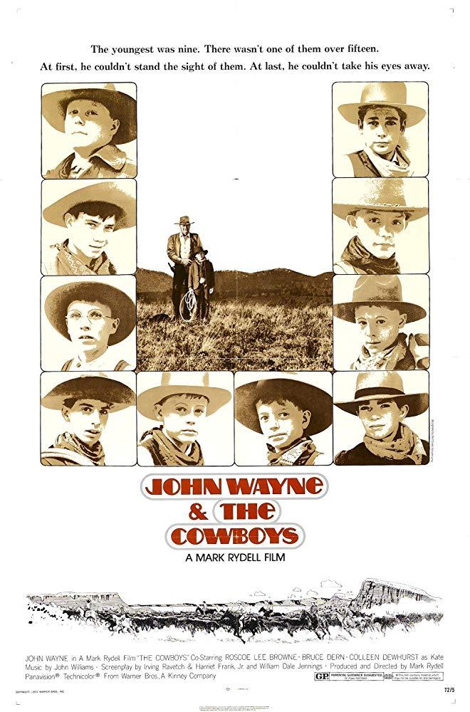 The Cowboys 1972 (1080p BluRay x265 HEVC 10bit AAC 5 1 SAMPA) [QxR