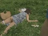 se la cojieron dormida en el campo