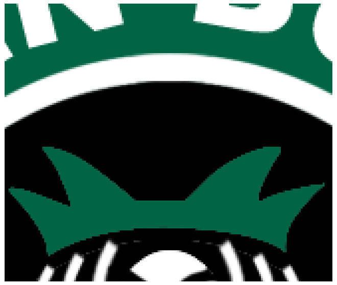 How to create Starbucks logo