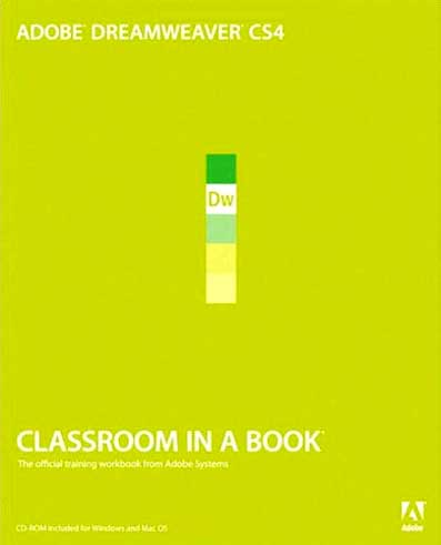 share_ebook Adobe Dreamweaver CS4 Classroom in a Book