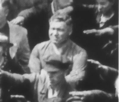 Historico: el hombre que no saludo a Hitler