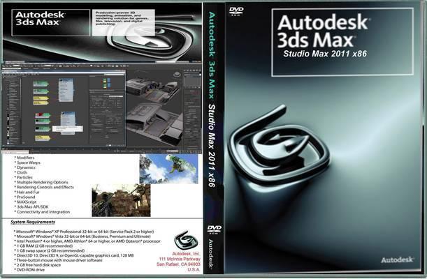 Скачать бесплатно торрент видео уроки 3ds max 2009 - 2011.