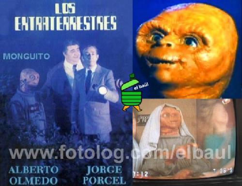 """Los 10 """"Extraterrestres"""" mas Famosos"""