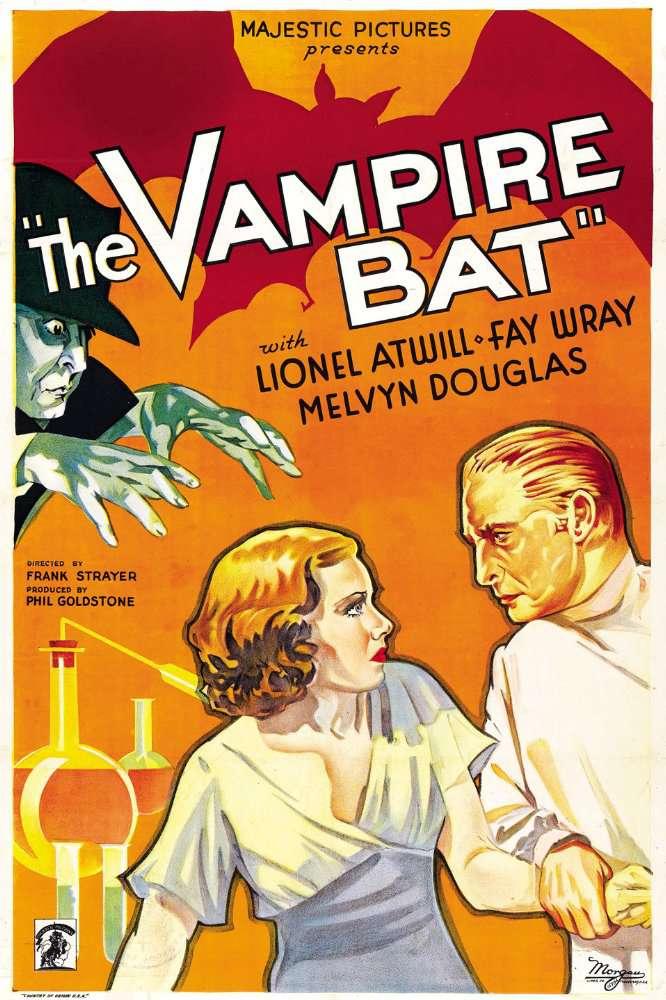 The Vampire Bat 1933 480p x264mSD