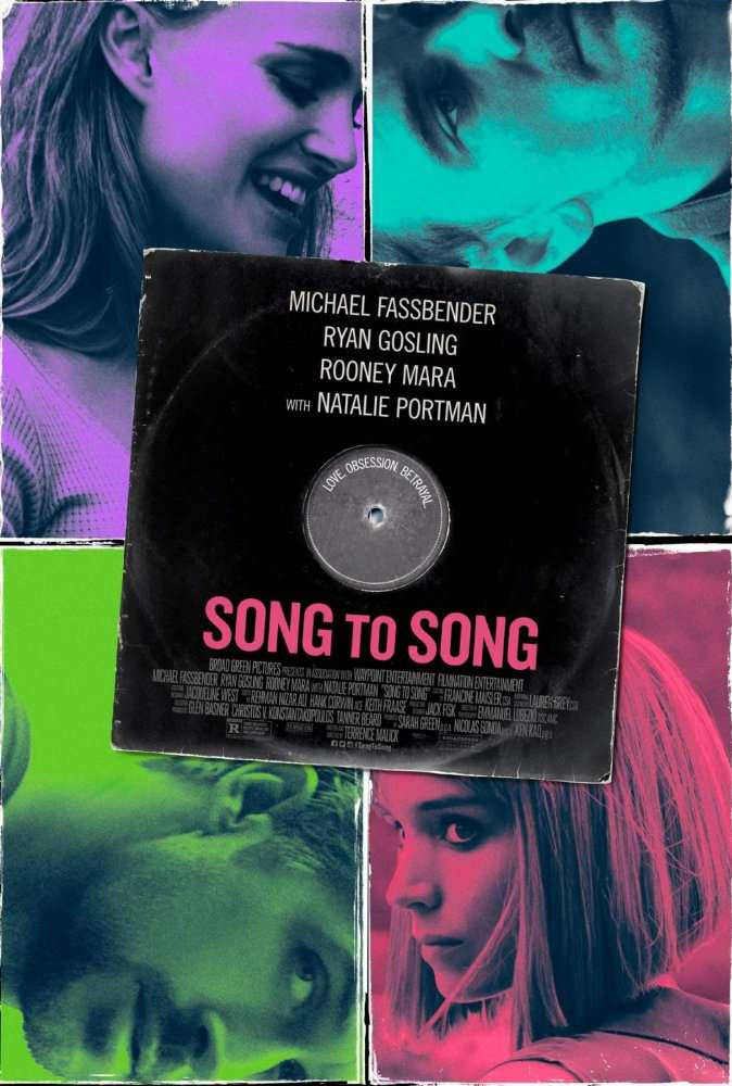 Song To Song 2017 BRRip XviD AC3EVO