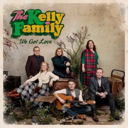 The Kelly Family - We Got Love (2017) [MP3/320kbps]