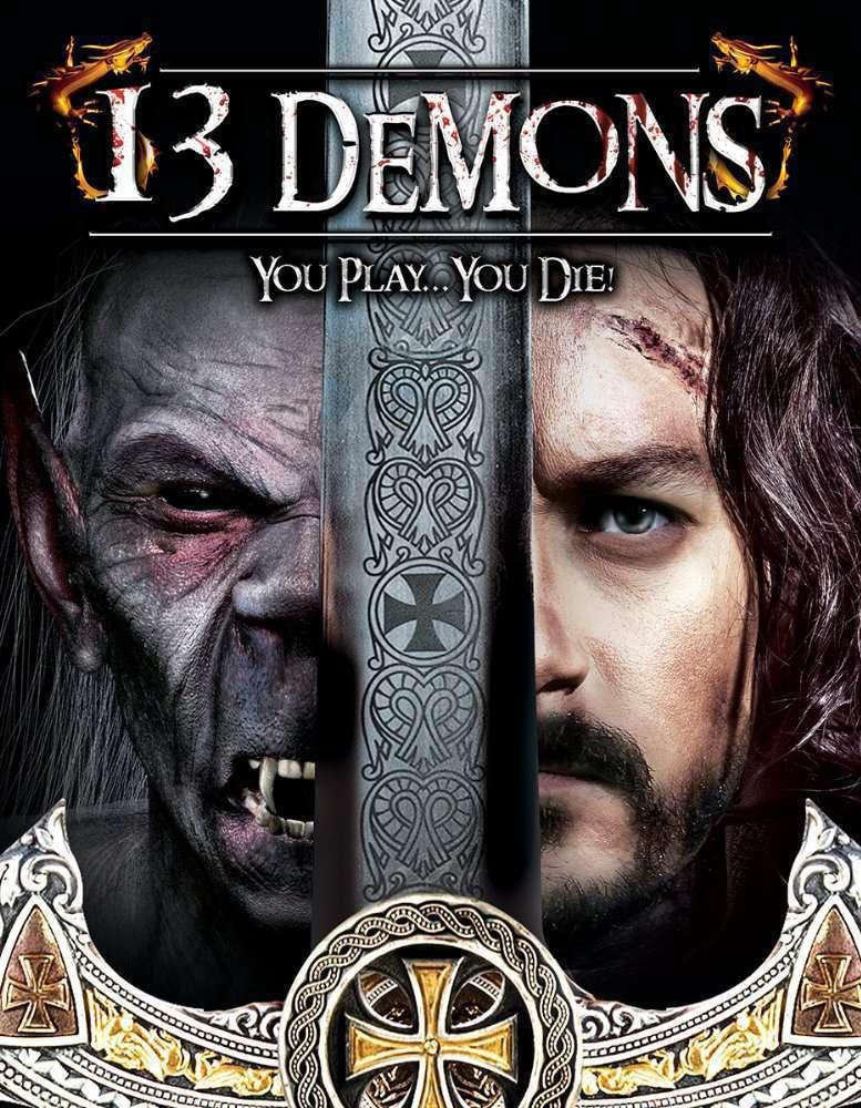 13 Demons 2016 HDRip XviD AC3EVO