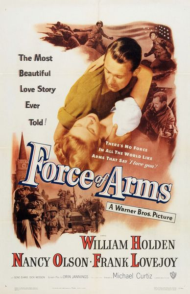 Force Of Arms 1951 DVDRip XViD