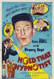 Hold That Hypnotist 1957 DVDRip x264