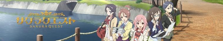 Sakura Quest S01E18 720p WEB x264-ANiURL