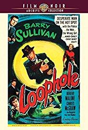 Loophole 1954 DVDRip x264