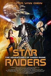 Star Raiders: The Adventures of Saber Raine (2017)